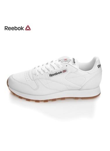 Reebok Reebok 49803 Classic Lthr Lifestyle Ayakkabı Beyaz